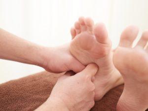 足底筋膜炎 ランニング 整骨院