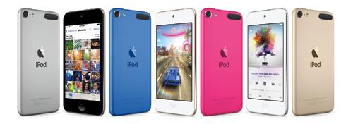 iPod Touch第六世代ゲット!