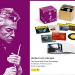 カラヤン『宗教&合唱曲集』CDボックス