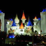 ラスベガス、光眩ゆき、夢の国…(夜の部・その1)