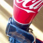 紙コップと色ガラスで、カメラの減光フィルター代わりのものを自作してみたのだ…