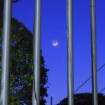 昨夜も月を撮った。テオドール・クルレンツィスの『レクイエム』と、あるブロガーの逝去と…