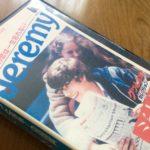 映画のビデオ(VHS)を、実に久し振りに買った。それは、『ジェレミー』という作品なのだ…