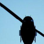自衛隊のヘリコプターの写真を幾つか。あと、僕も転んで肋骨を折ったことがあるのだ…