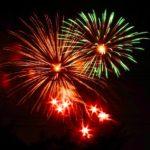 ニコン P900の「シーンモード」機能を使って、打ち上げ花火を撮影してみたのだ…