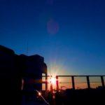 休みの日の早朝、いつものようについ、日の出前に目覚めてしまったのだ。いいや、このまま写真を撮りに出掛けよう…