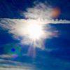 ことし1回目の部分日食を観測と撮影をしてみたのだ(12月にも、またあるよ)…