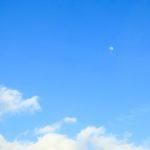 ちょっと久し振りに(?)、お月さまの写真はいかが?…
