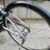 もう、平成の頃の話だけれども、日曜日に電動アシスト自転車のタイヤを交換したのだ…