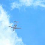 羽田空港からの飛行検査ジェット機を撮影。あと、星の日周運動も久しぶりに撮ったのだ…