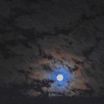 梅雨が明け、宵に月を望むと木星も。またガリレオ衛星もついでに撮ってしまえ、と挑戦してみたのだ…