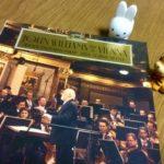 ジョン・ウィリアムズ&ウィーン・フィルハーモニーのCD&Blu-rayセットを買った。サラウンドが心地よい素晴らしい作品なのだ…