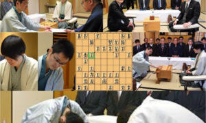 第75期将棋名人戦七番勝負第6局第1日