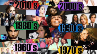 Top 100 Most Iconic Songs of the X0's