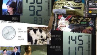 異常な高血圧は食事と運動が原因であると仮定して今日から体重を減らして試してみる