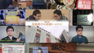 第67回NHK杯テレビ将棋トーナメント優勝は山崎八段、A級順位戦プレーオフの豊島八段は評価値1000点以上のビハインドで残り時間差も1時間以上あり、稲葉vs羽生では全く面白くないのでもう寝る