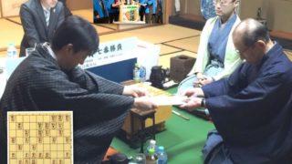 第68期王将戦七番勝負第2局1日目 将棋のタイトル戦のエントリについて