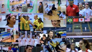 2019ジャパンパラゴールボール競技大会決勝戦の様子が「おはよう日本」で特集された