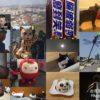 苗栗市の変なもの、中壢のホテルからの絶景、新台中駅の壮大さ、そして、貓・旅行