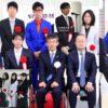 第46回将棋大賞表彰式 豊島2冠「飛躍の1年、より一層精進したい」新人賞の大橋四段、キテレツスーツはぶれない男の証明