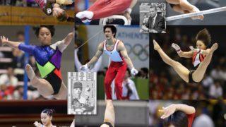 1950年代と2010年代の体操は全く別競技である