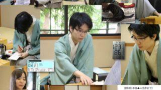 第60期将棋王位戦7番勝負第3局1日目 豊島王位、あえて勝率の低い先手矢倉に