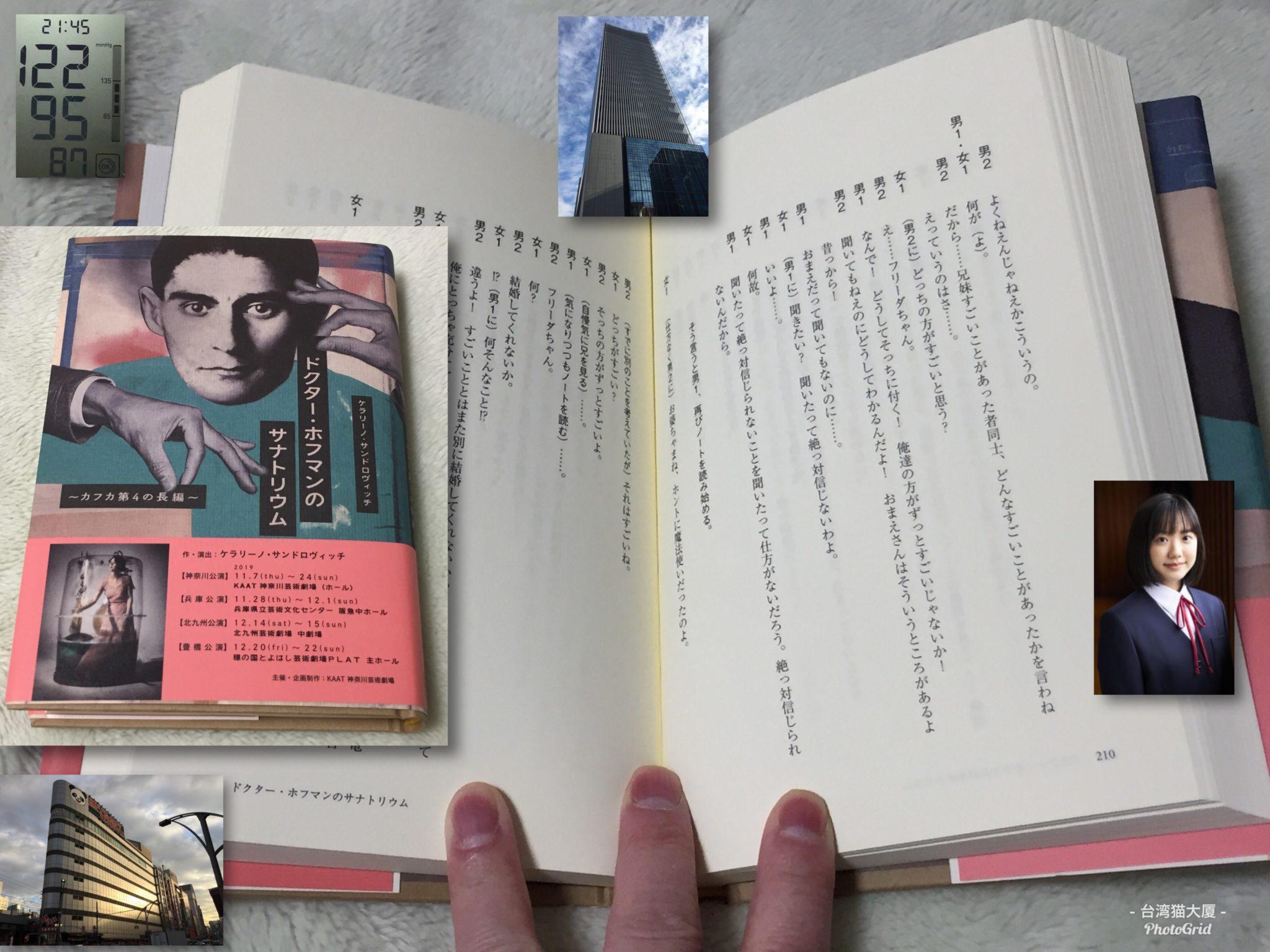 ドクター ホフマン の サナトリウム カフカ 第 4 の 長編