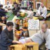 第69期王将戦七番勝負第1局1日目 令和2年のタイトル戦は掛川城二の丸茶室にて開戦