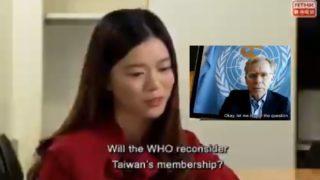 某大陸国がどれだけ国際組織に侵入し内部から腐敗させているか、国連もWHOも機能を失っているので日米はG7ベースの新たな国際組織を立ち上げ、台湾を加入させるべきという案に賛成
