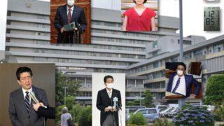 安倍晋三、吐瀉物に鮮血、ステロイド効かず新治療7時間半@慶応病院