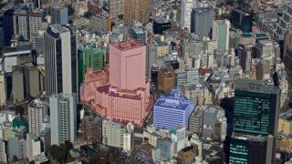 渋谷二丁目西地区再開発事業の哀しみ