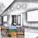 軽井沢勝谷邸の写真をみて